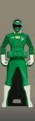 Green Racer Ranger Key