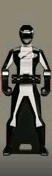Bouken Black Ranger Key