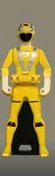 Go-On Yellow Ranger Key