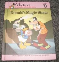Donald&#39;s Magic Stone