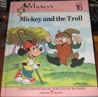 Mickey and the Troll