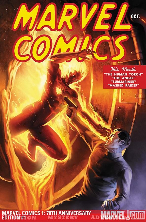 Marvel Comics Nº1 - Marvel Wiki