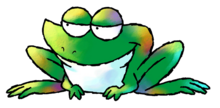 Prince Froggy Artwork - Super Mario World 2