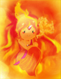 Flame princess by kitaw99-d4prz5h