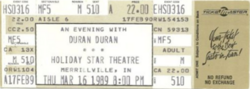 Holiday Star Plaza, Merrillville, IN, USA wikipedia duran duran ticket