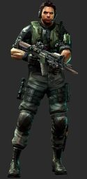 Chris Redfield Revelations