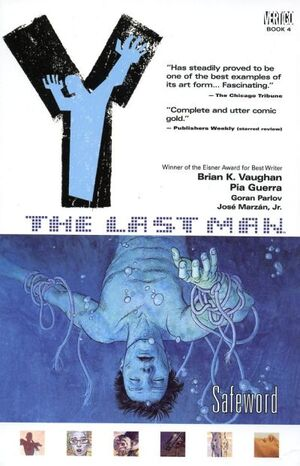 Cover for Y: The Last Man (Collections) #4