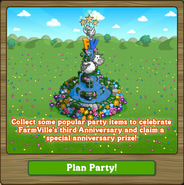 Anniversary Fountain Notification