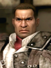 Bladestorm - Male Mercenary Face 8