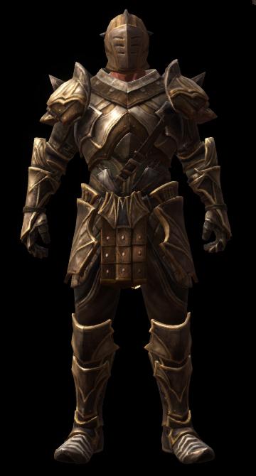 Kingdoms Of Amalur Warsworn Armor