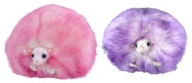 Pygmy puffs