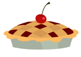 Canterlot Castle pie