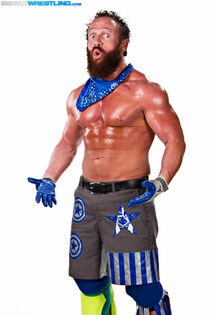 Eric Young New Attire Crazy Copy Bisexual