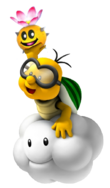 Pokey Head Lakitu