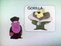 Gorilla toon2