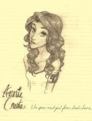 Annie cresta by mercureauchrome-d4u9ibf