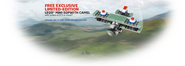 Free 40049 Mini Sopwith Camel