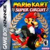 Mario Kart Super Circuit - North American Boxart