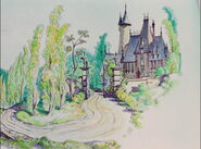 Cinderella&#39;s Chateau