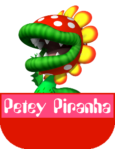 Petey Piranha MR