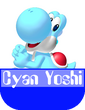 Cyan Yoshi MR