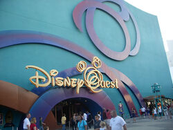 DisneyQuest
