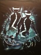 Daft Punk TRON