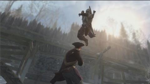 Assassin's Creed III E3 Frontier Gameplay Demo North America