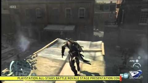 Assassin's Creed III - E3 2012 Boston Stealth Walkthrough