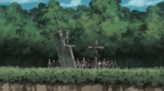 Zabuza and Haku&#39;s grave