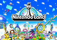 Nintendo Land Artwork