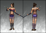 Edit Female Outfit - Princess 2 (DW4)