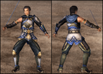 Edit Male Outfit - Light Armor (DW5)