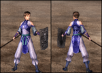 Edit Female Outfit - Cloth Dress (DW5)