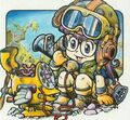 Arale(WS&amp;ATE93)