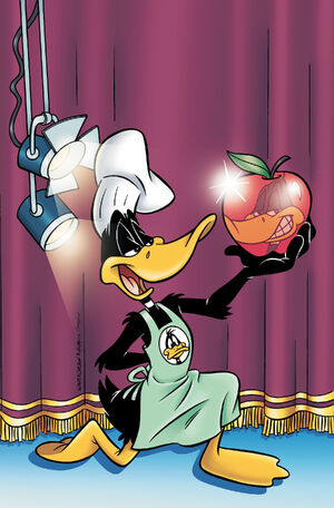 Cover for Looney Tunes #207
