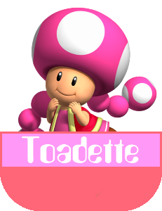 Toadette MRU