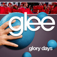 Glee - glory days
