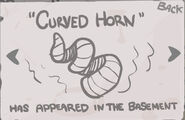 Curved Horn -secret-