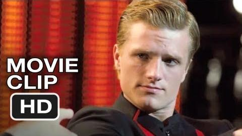 The Hunger Games 3 Movie CLIP - She Came With Me (2012) HD Movie