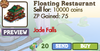 Floating Restaurant Market Info (June 2012)