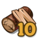Fire Logs II-icon