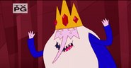 S4 E11 Ice King in spirit world