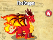 Fire dragon lv 4-6