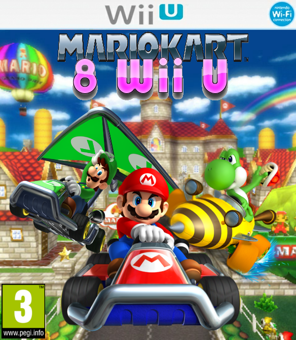 mario kart 8 wii u fantendo the video game fanon wiki. Black Bedroom Furniture Sets. Home Design Ideas