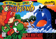 Super Mario World 2 - Yoshi&#39;s Island (NA)