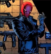 The Red Hood-Jason Todd