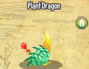 Plant dragon lv 4-6