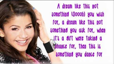 Zendaya-Something To Dance For (Lyrics *FULL SONG*)