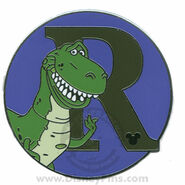 R Rex Pin